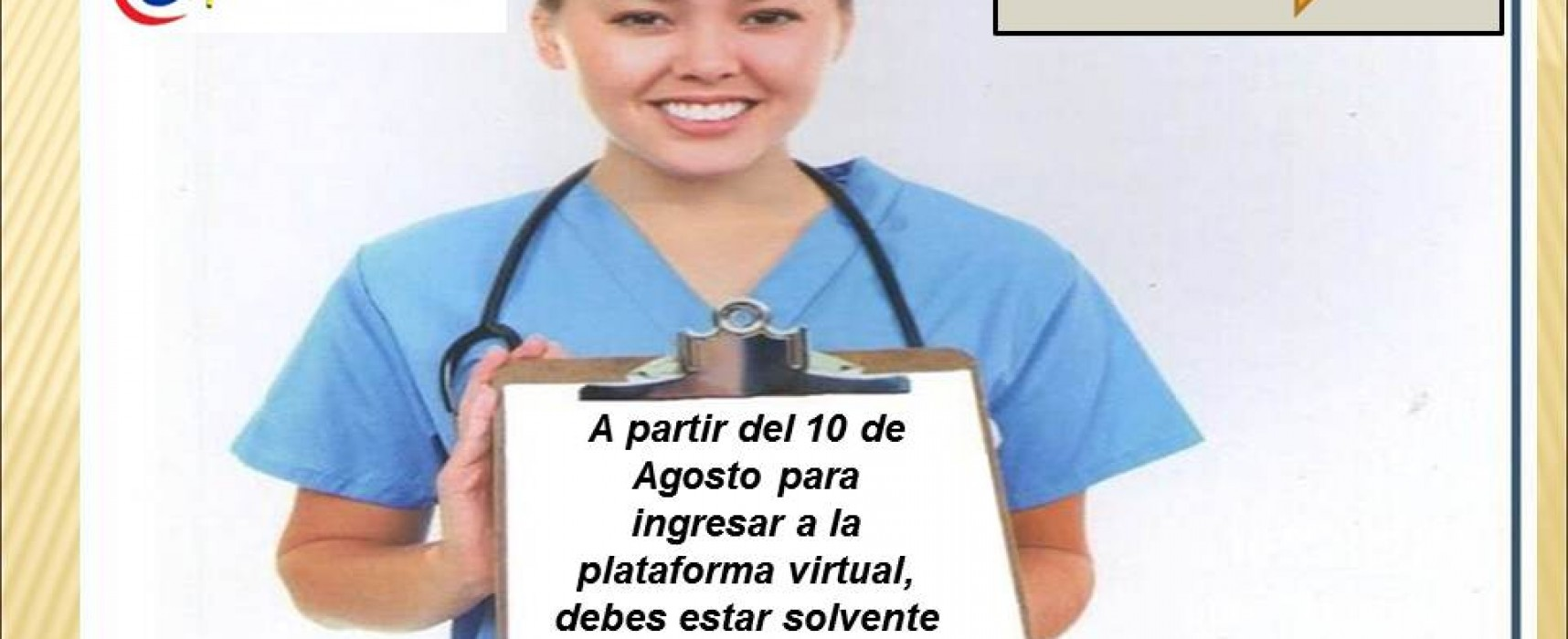 SOLVENCIA INGRESO PLATAFORMA VIRTUAL